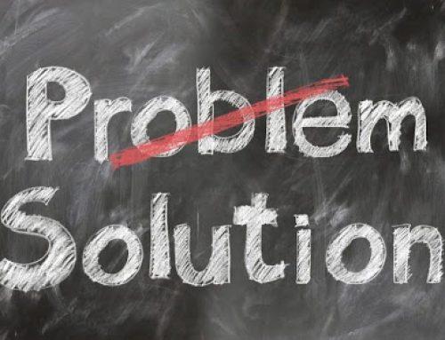 Postup pri riešení vášho problému….